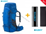 SET Expedition Rucksack RANIS 70 l + Isomatte FUZZY