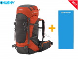 Expedition Rucksack RONY 50 l + Isomatte FINE 0,8 cm