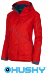 Damen Outdoorjacke MILDA rot