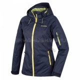 Damen Outdoor Jacke PALIS antracit