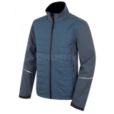 Softshell Jacke SALEDA M NEW antrazit