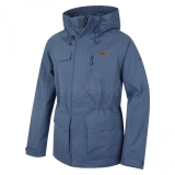 Damen Outdoor Jacke NIGL M NEW blau