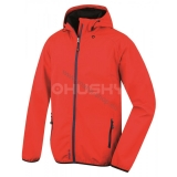 Herren Outdoorjacke SALLY rot