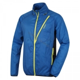 Herren Outdoor Jacke LORT M NEW blau