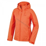 Damen Outdoor Jacke NAUZI L NEW HUSKY orange