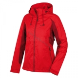 Damen Outdoor Jacke NAUZI L NEW HUSKY rot