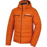 Herren Daunenjacke NOREL M orange