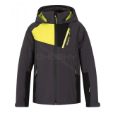 Kinder Skijacke ZAWI JUNIOR grafit