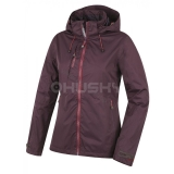 Damen Outdoor Jacke LIMA L NEW HUSKY lila