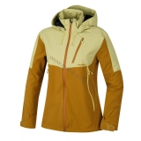 Damen Outdoor Jacke SAURI L NEW HUSKY braun