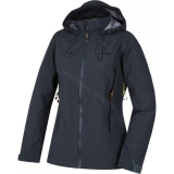 Damen Outdoor Jacke NAKRON L NEW HUSKY schwarz