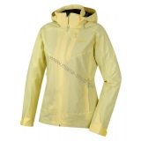 Damen Outdoor Jacke NALLY L NEW HUSKY gelb