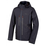 Herren Outdoor Jacke NALLY M NEW HUSKY schwarz