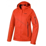 Damen Outdoor Jacke NETA L NEW HUSKY rot