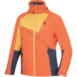 Kinder Skijacke ZAWI JUNIOR NEW orange