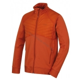 Herren Hardshell Jacke AIRY M NEW orange