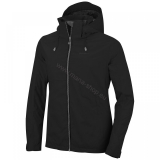 Damen Outdoor Jacke NELORY L NEW HUSKY schwarz