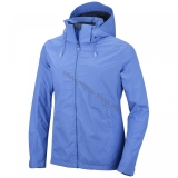 Damen Outdoor Jacke NELORY L NEW HUSKY blau