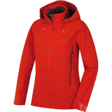 Damen Outdoor Jacke NAKRON L NEW HUSKY rot