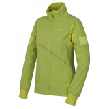 Damen Outdoor Jacke SCOOBY L NEW HUSKY grün