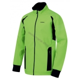 Herren Outdoor Jacke SCOOBY M NEW HUSKY grün