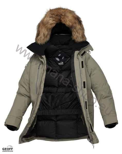Jacke für extreme Kälte Usque Down Parka</div>             </div>   </div>       </div>     <div class=