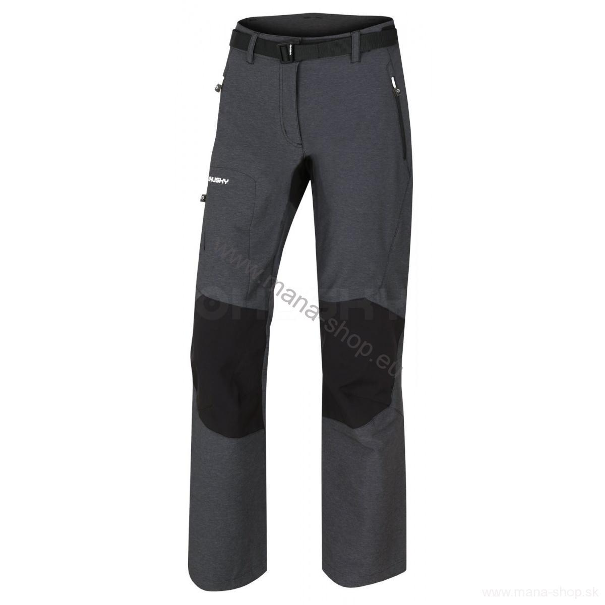 Softshell Hose KLASS L NEW schwarz