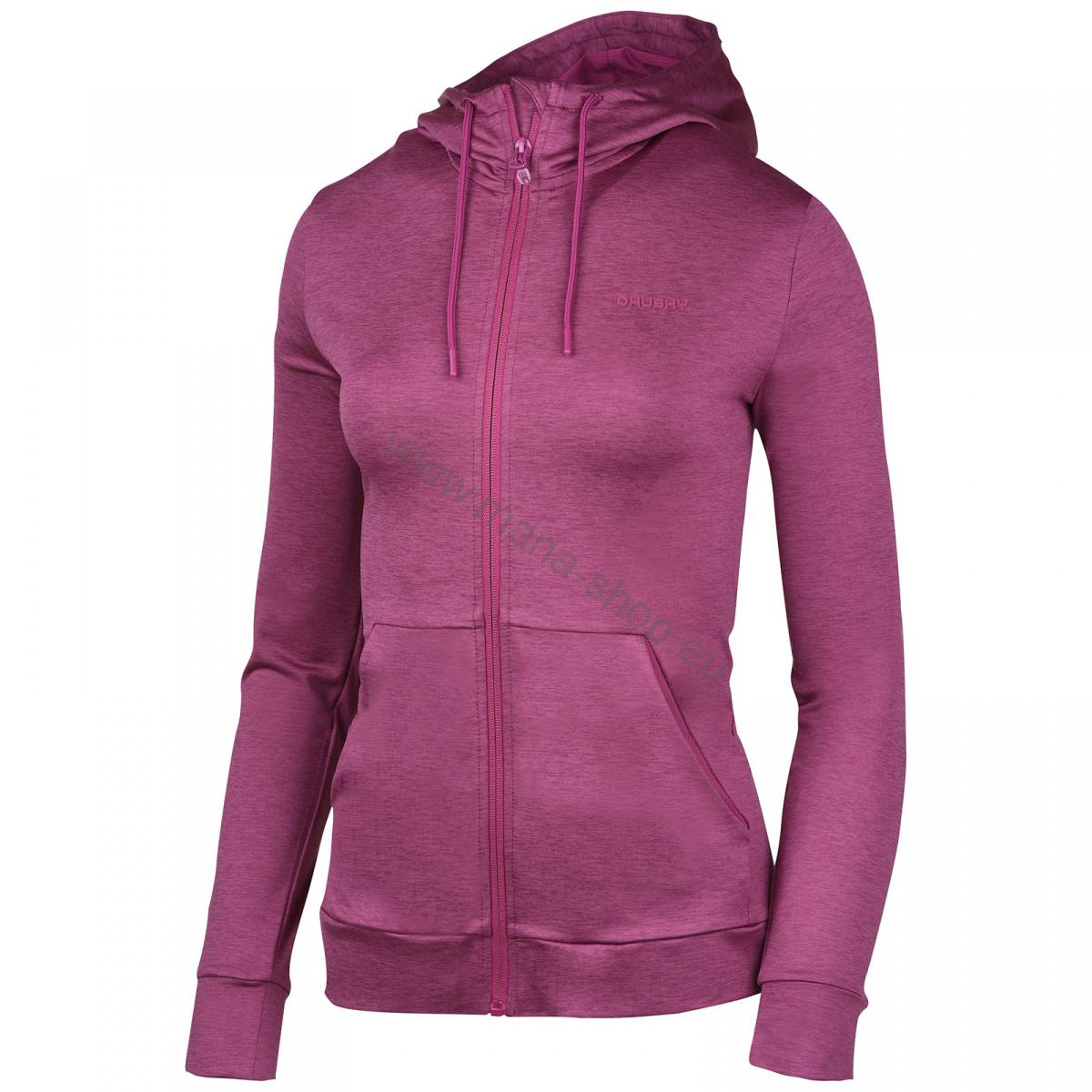 buy online e76aa 15fdc Damen Pullover ALONY L NEW weinrot