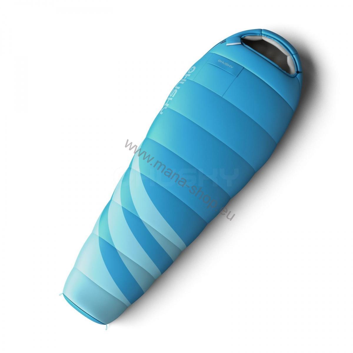 wholesale dealer 08927 dcdf9 Schlafsack Outdoor LADIES MAJESTY -10°C Husky blau