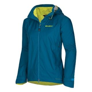 Outdoor Jacke YEVEL HUSKY blau