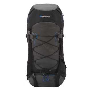 Expedition Rucksack RIBON 60 l grau HUSKY