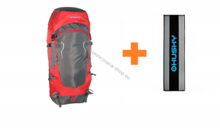 Expedition Rucksack RANIS 70 l + Isomatte FUZZY