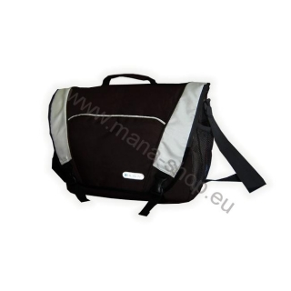 Tasche City School & Office Melrick 15l Husky schwarz