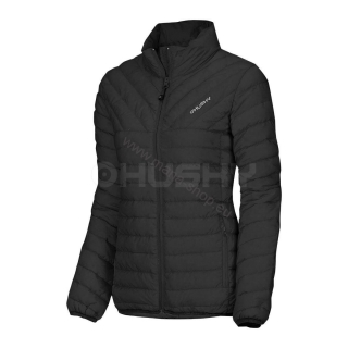 Damen Daunenjacke DREES L NEW schwarz