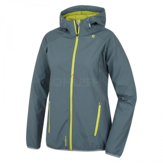 Damen Outdoorjacke SALLY NEW grau