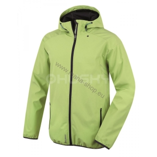 Herren Outdoorjacke SALLY grün