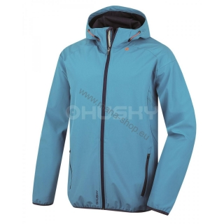 Herren Outdoorjacke SALLY blau