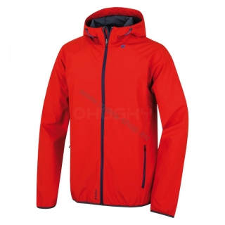 Herren Outdoorjacke SALLY NEW rot