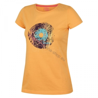 Damen T-Shirt TARJA NEW HUSKY orange