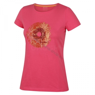 Damen T-Shirt TARJA NEW HUSKY rosa