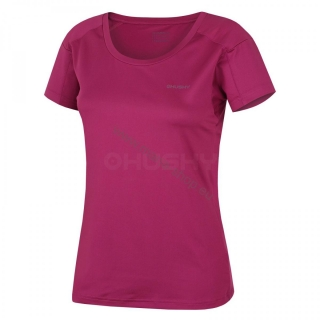 Damen T-Shirt TAURY NEW HUSKY lila