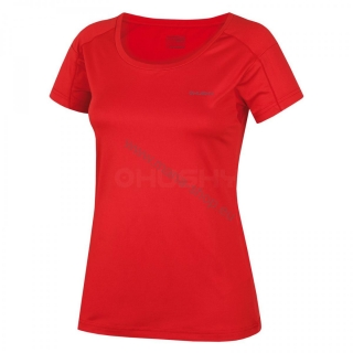 Damen T-Shirt TAURY NEW HUSKY rot