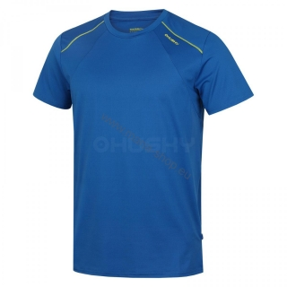 Herren T-Shirt TELLY NEW HUSKY blau/grün