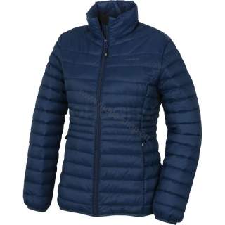 Damen Daunenjacke DREES L NEW blau