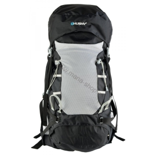 Expedition Rucksack RELY 60 l HUSKY schwarz