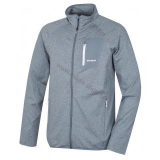 Herren Outdoor Jacke ANE M NEW grau