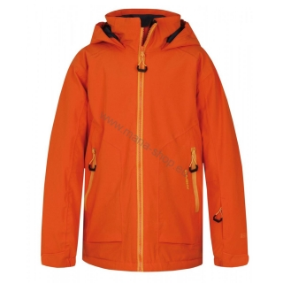 Kinder Skijacke ZENGL K NEW orange