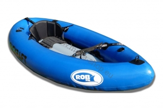 PACKRAFT M SPORTY ROB Fin