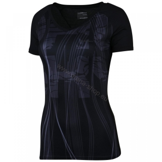 Damen T-Shirt TURNY NEW HUSKY schwarz