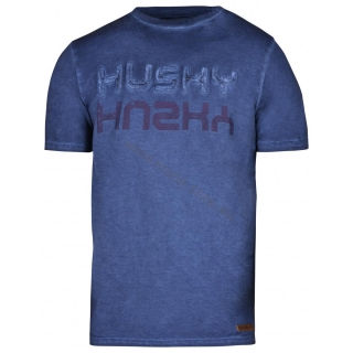 Herren T-Shirt BROKER NEW HUSKY blau